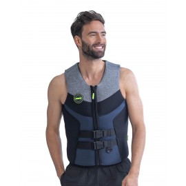 Jobe Segmented Life Vest Men Cool Grey