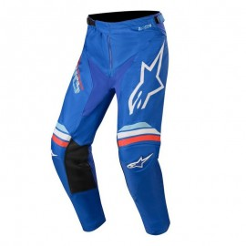 Alpinestars Racer Braap Pants Blue Off White - 28
