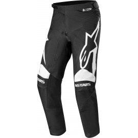 Alpinestars Racer Supermatic Pants Black White - 30