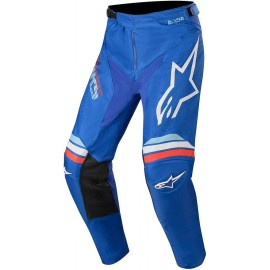 Alpinestars Youth Racer Braap Pant Blue Off White - 26