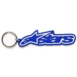 Alpinestars RUB KEYCHAIN BLUE