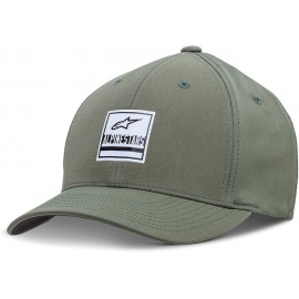 Alpinestars STATED HAT MILITARY GRN-S/M