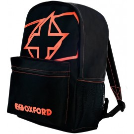 Oxford OXFORD X-RIDER ESSENTIAL BACK PACK-RED