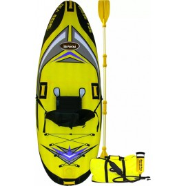 Rave Sports Sea Rebel Inflatable Kayak package 1 person