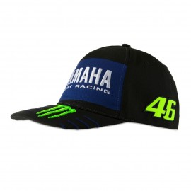 VR 46 Racing CAP Man 100% COTTON