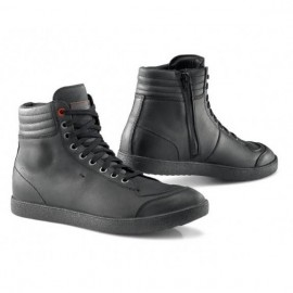 9556W X-GROOVE WP BOOTS BLACK SIZE 41