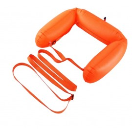 Inflatable rescue tube