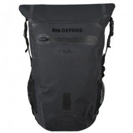 Aqua B-25 Backpack Black