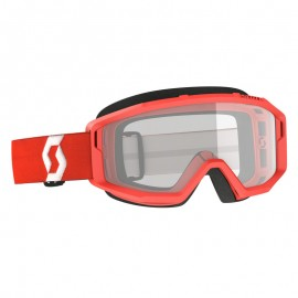 SCO Goggle Primal clear red / clear