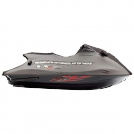 YAMAHA OEM 2015-2017 VXR WaveRunner Cover Gray/Black