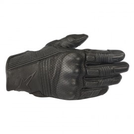 Alpinestars Atom Protective Gloves for Riders Black - M