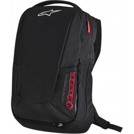 Alpinestars City Hunter Motorcycle Helmet Backpack (Red)