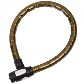 Oxford Barrier Armored Motorcycle Bike Cable Lock