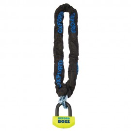 Oxford Boss OF805 Super Strong Anti theft Protection Chain lock for Bike