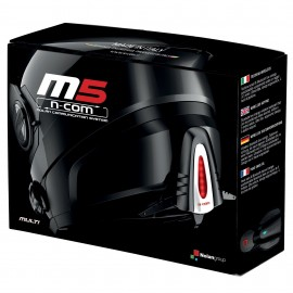 Nolan N-Com M5 with Emergency Stop Signal for Helmet